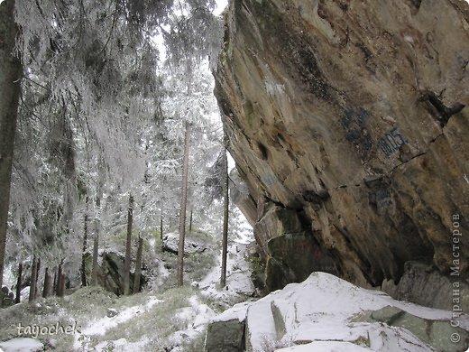 Здравствуйте, гости моей странички! Приглашаю Вас отдохнуть, расслабиться, полюбоваться осенними Карпатами, побывать в некоторых музеях. ТАК как район горный, высота над уровнем моря разная, погода соответственно тоже, мы за неделю смогли увидеть и осенние Карпаты, и зимние! Сначала  просто очарование гор фото 18