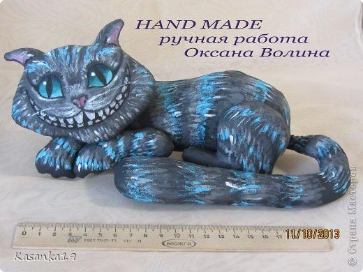 Мой Чеширский котик - целое произведение искусства, а не просто кот :)))) фото 1