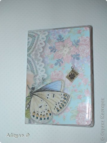 обложка для паспорта девочки 14 лет  фото 1