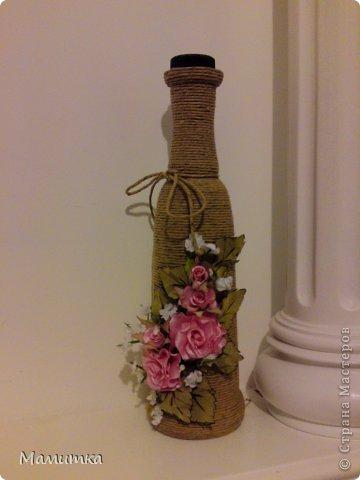 Шнур бумажный. Цветы искуственные, готовые. фото 2