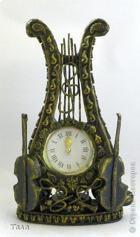 Часы каминные. фото 3