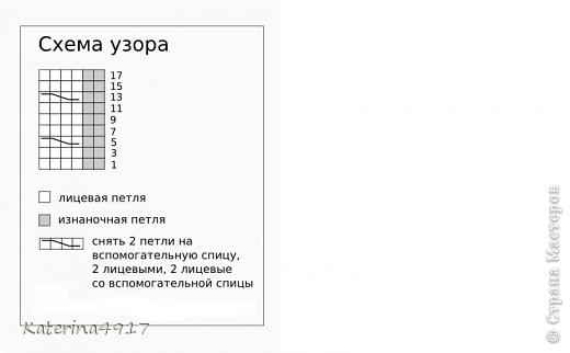 Пряжа: 100% Merinos (Меринос - Merinos Extrafine), 145м/50г, белого и розового цветов. Спицы: №3 фото 4