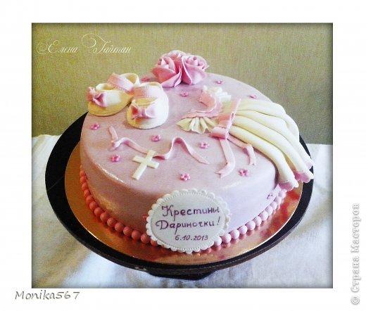 Мои тортики))) фото 1