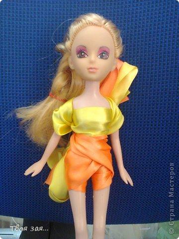 Кристи же модельер вот так она сделала себе такую вот пижаму) фото 3