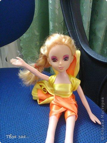 Кристи же модельер вот так она сделала себе такую вот пижаму) фото 4