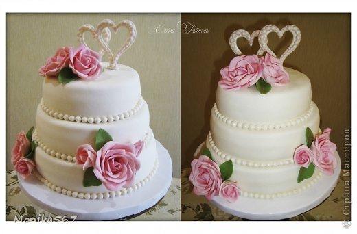 Мои тортики № 2   фото 2