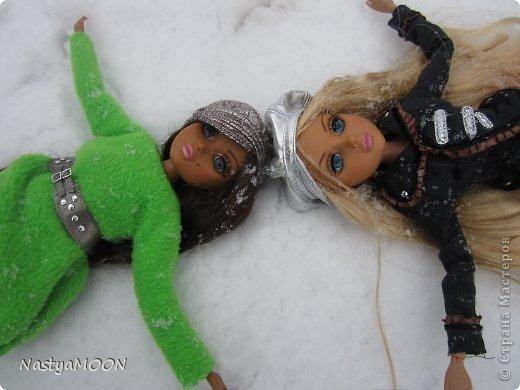 Приветики Страна!У нас сегодня радость) Мои красотули сегодня в первые увидели снег! И хочу вам сказать моим иностаночкам очень понравился белый ковер, который сегодня застелил все) фото 12