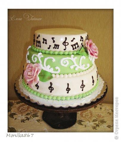 Мои тортики))) фото 6