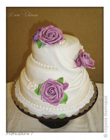 Мои тортики))) фото 3