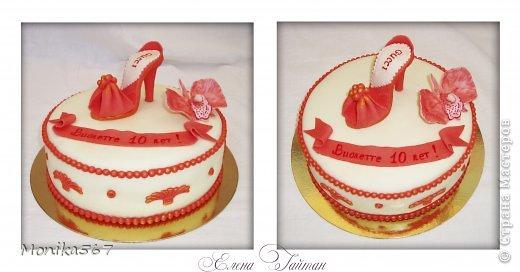 Мои тортики № 2   фото 6