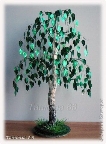 Как сделать дерево с листиками - Чай-клуб