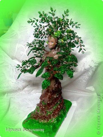 Давно хотела сделать что-то типа лесной феи, вот что получилось... фото 1