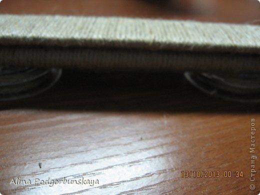Подставка для ручек-готовый вариант. фото 9