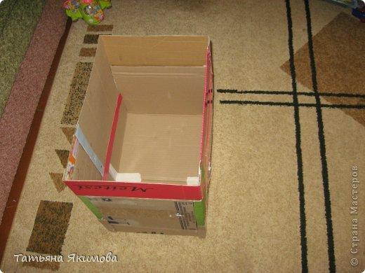 Корзина для игрушек. фото 3
