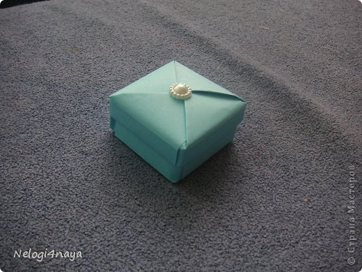 Вот в такой коробочке... фото 1