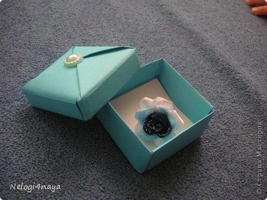 Вот в такой коробочке... фото 2