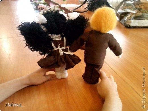 Каркасные куклы фото 12