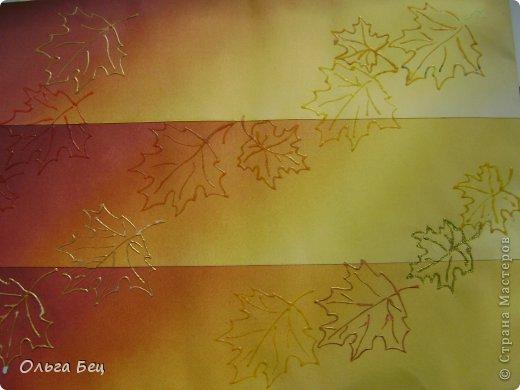 Листья пожелтелые по ветру летят!.... Звучит осенняя мелодия...
