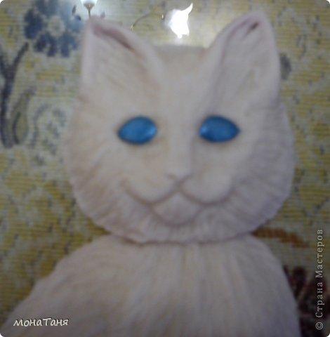 Вот такой получился Рыжик с голубыми глазами. МК по лепке здесь https://stranamasterov.ru/node/647923 фото 7