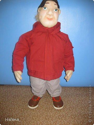 Каркасные куклы фото 4