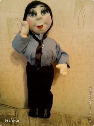 Каркасные куклы фото 5