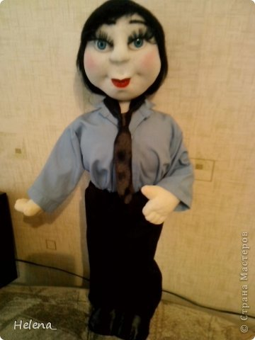 Каркасные куклы фото 6