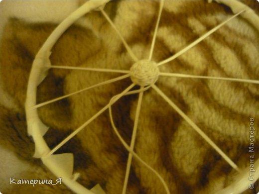 """Здравствуйте)не знаю есть ли такой МК,но хочу поделится опытом по созданию плетеной шляпки из шпагата, бечевки, сутажа или др материала, лучше конечно подойдет бумажный тонкий шпагат, он хорошо держит форму, бечевка или сутаж """"расползаются"""" с ними мороки больше( плетение похоже на плетение корзин я так думаю)на фото открытка Светланы Маликбаевой (Ссылка удалена, Пользовательское соглашение п.2.4), моей очень хорошей знакомой, скрапбукинг познакомил нас))она и нашла применение шляпки моего производства..и так .. фото 12"""