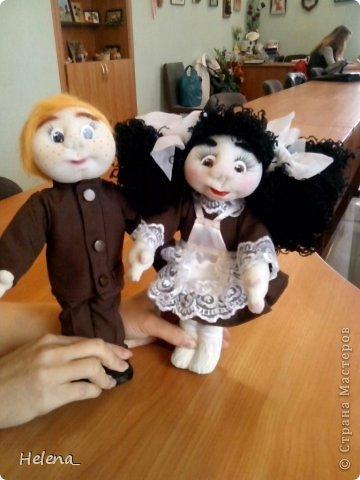 Каркасные куклы фото 13