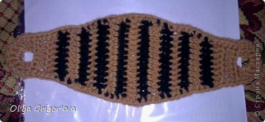 Шапка - шлем Пряжа фото 17