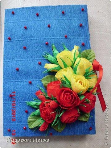 букет красных роз.  фото 7