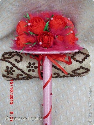 букет красных роз.  фото 2