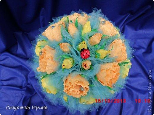 букет красных роз.  фото 4