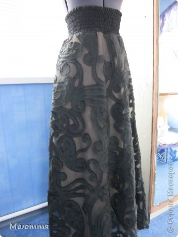 Впервые шила из трикотажа целое платье! ткань - интерлок.  Модель - статная, но платье сЕло очень хорошо. Уже видела в нОске, мне понравилось (хоть и не скромно))) - сдержано, с налетом спортивности, как заказчик и просил фото 8