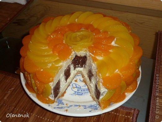В основе всех тортов рецепт http://www.koolinar.ru/recipe/view/72079 . ОООООчень удачный! Всем рекомендую.  фото 4