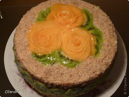 В основе всех тортов рецепт http://www.koolinar.ru/recipe/view/72079 . ОООООчень удачный! Всем рекомендую.  фото 6