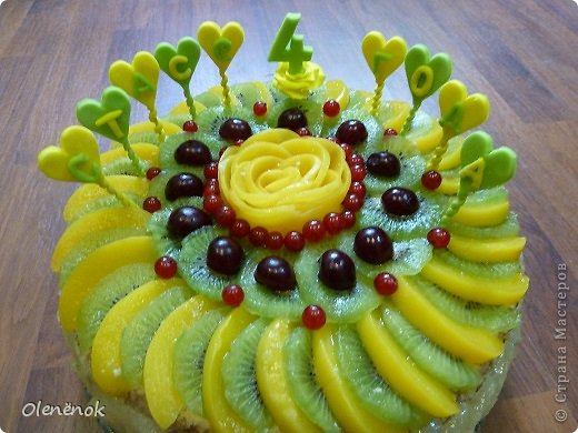 В основе всех тортов рецепт http://www.koolinar.ru/recipe/view/72079 . ОООООчень удачный! Всем рекомендую.  фото 1