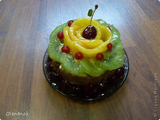 В основе всех тортов рецепт http://www.koolinar.ru/recipe/view/72079 . ОООООчень удачный! Всем рекомендую.  фото 9