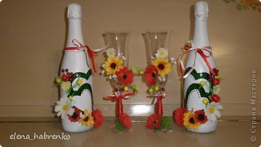 свадебный набор в украинском стиле фото 4