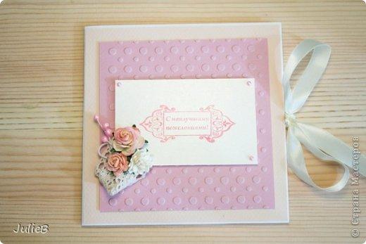 Свадебные конвертики для дисков фото 6