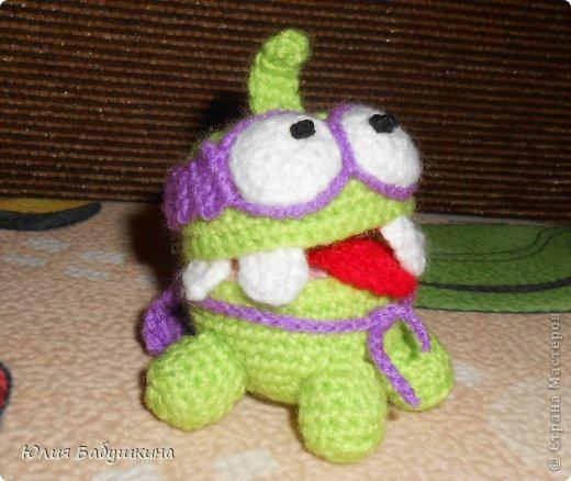 Лягушонок из компьютерной игры Cut The Rope фото 2