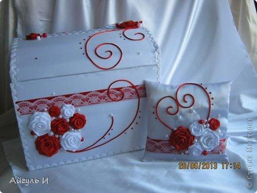 Красное и белое фото 2