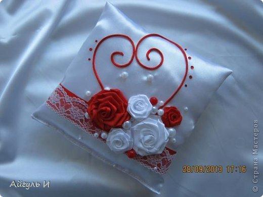 Красное и белое фото 4