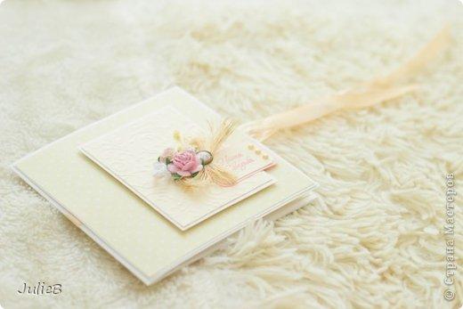 Свадебные конвертики для дисков фото 3
