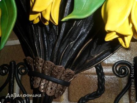 Мастер-класс Поделка изделие Ассамбляж Картина - Ключница из кожи Погода в доме  Кожа фото 8