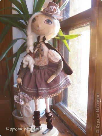 Это мои первые работы выполненные когда я познакомилась с миром кукол. фото 5