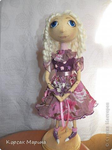 Это мои первые работы выполненные когда я познакомилась с миром кукол. фото 6