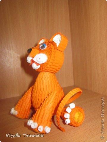 Тигр не полосатый или львёнок фото 2