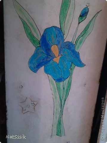 Вот такой осенний шарик))) Я не знаю кто автор этих роз, если вы узнаете свой мк напишите пожалуйста, я укажу ссылку. фото 3