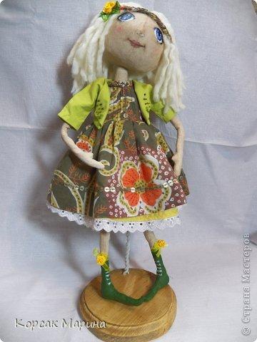 Это мои первые работы выполненные когда я познакомилась с миром кукол. фото 7