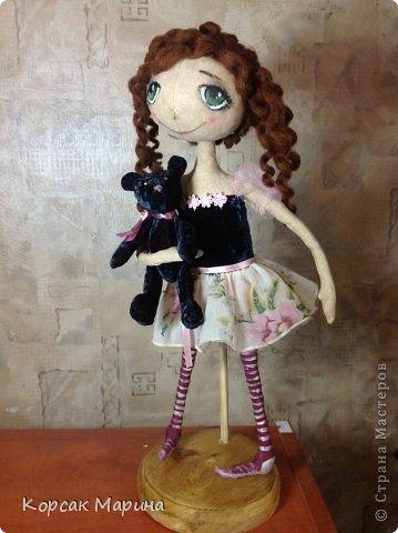 Это мои первые работы выполненные когда я познакомилась с миром кукол. фото 1
